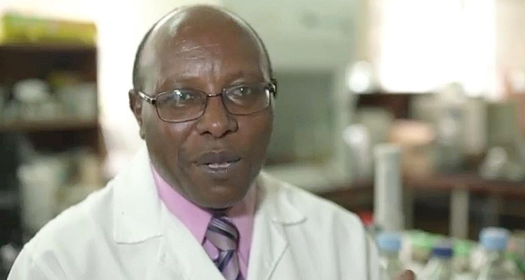Prof. Kimani